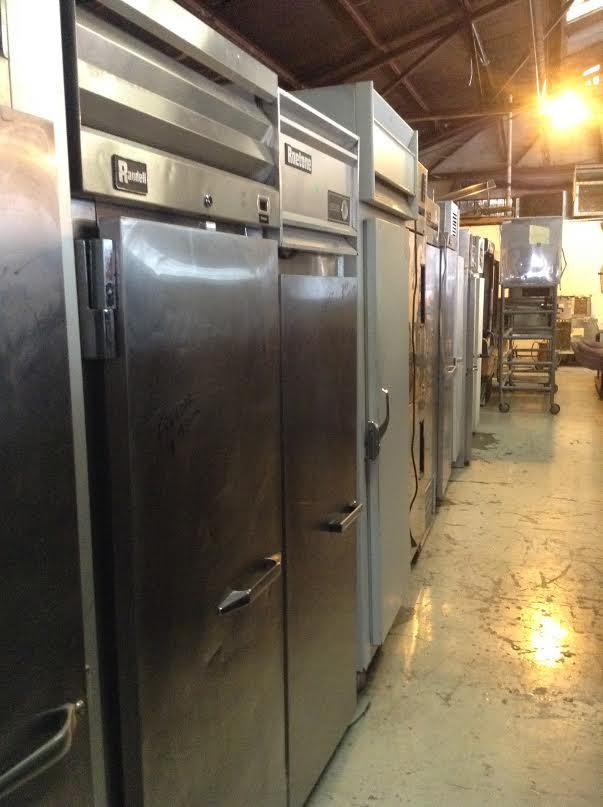 large fridge selection