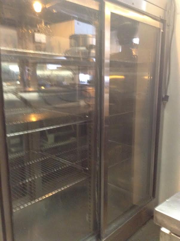4 door refrigerator both sides 220v