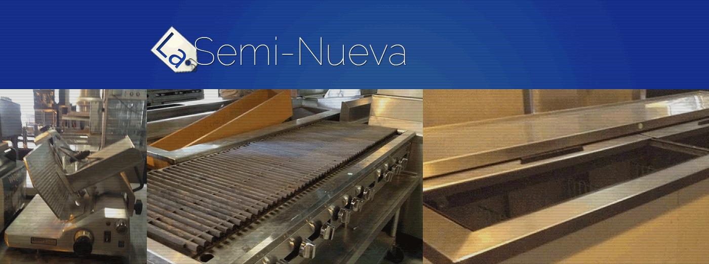 La Semi-Nueva, Used Restaurant Equipment El Paso, Tx