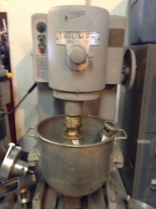 triumph mixer
