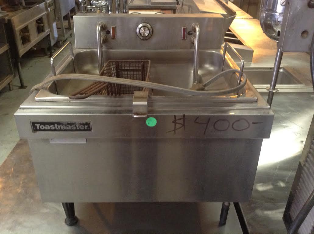 toastmaster bucket fryer