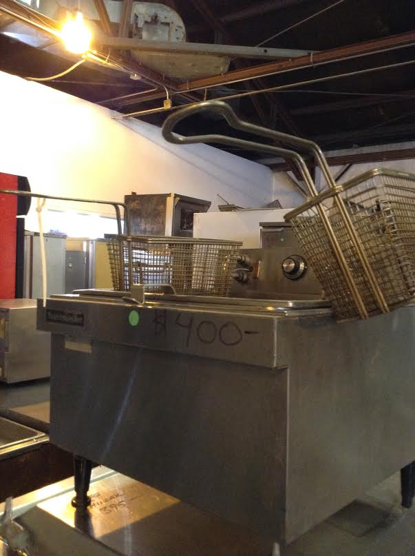 Two Basket Fryer
