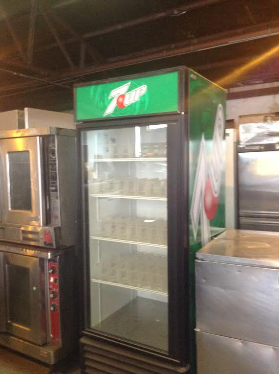 Brand New Glass Door Refrigerator
