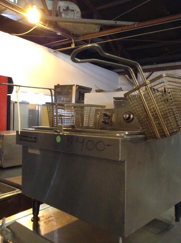 Two Basket Fryer